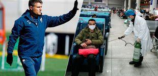 Post de Un exentrenador del Granada, atrapado en la zona cero del virus en Wuhan