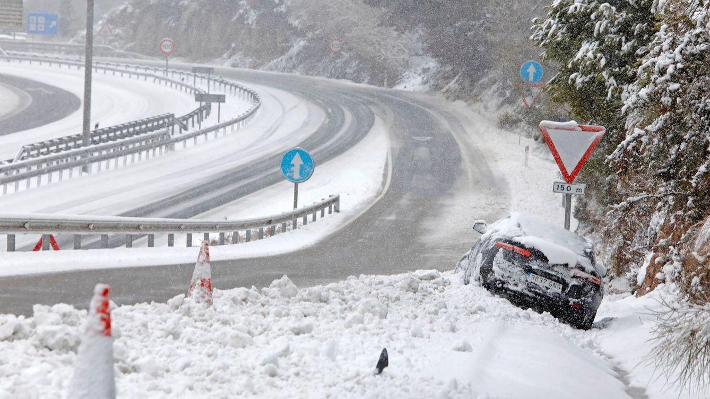 Algunas carreteras van a tardar hasta dos semanas en volver a la normalidad