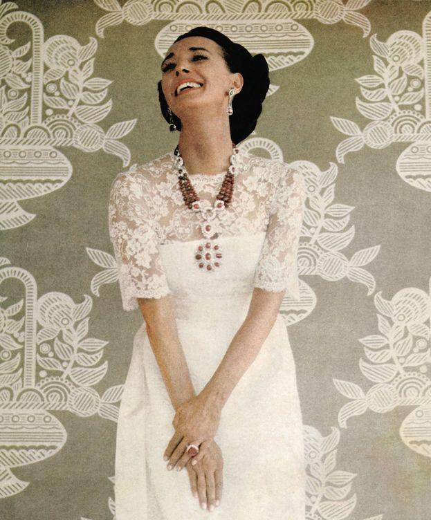 Foto: La condesa de Romanones en una imagen de archivo. (Gtres)