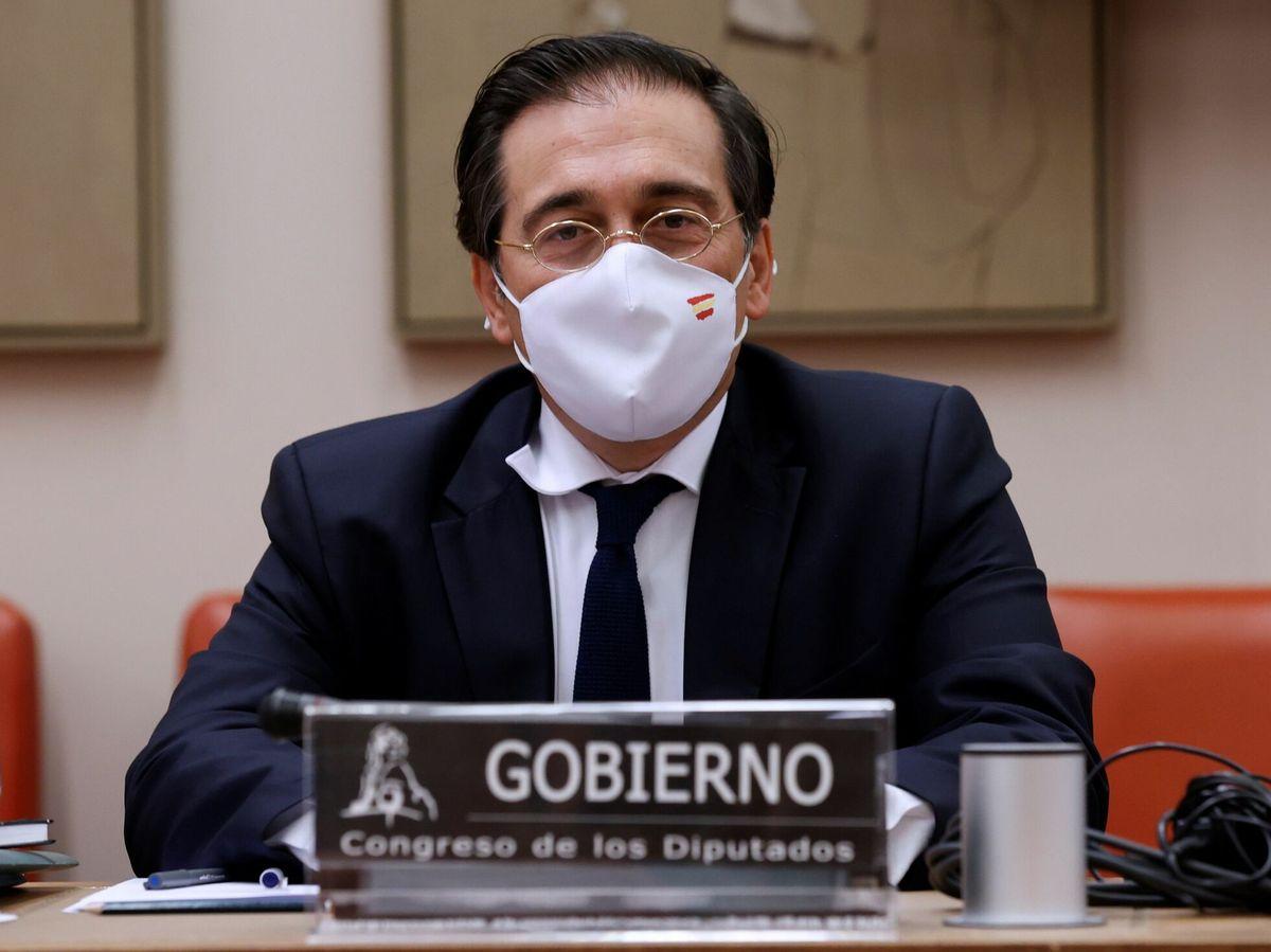 Foto: El ministro de Asuntos Exteriores, José Manuel Albares. (EFE)