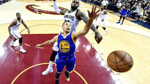 LeBron, Curry y el séptimo partido: mucho más que un anillo en juego