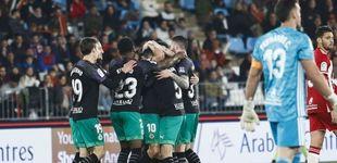 Post de Racing - Huesca: horario y dónde ver en TV y 'online' LaLiga SmartBank