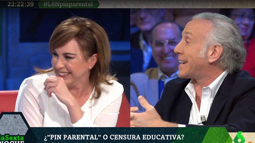 Eduardo Inda, a Angélica Rubio: ¿Quieres ser la madre de mis hijos?