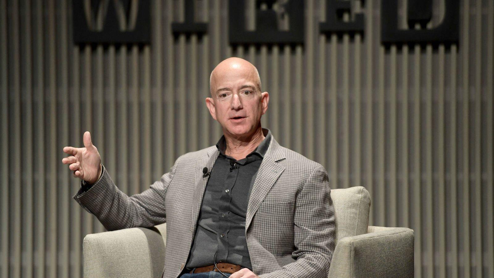 Foto: Jeff Bezos. (Getty)
