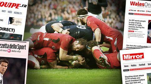 Hablan las VI Naciones del rugby, que imponen toda la presión sobre Gales
