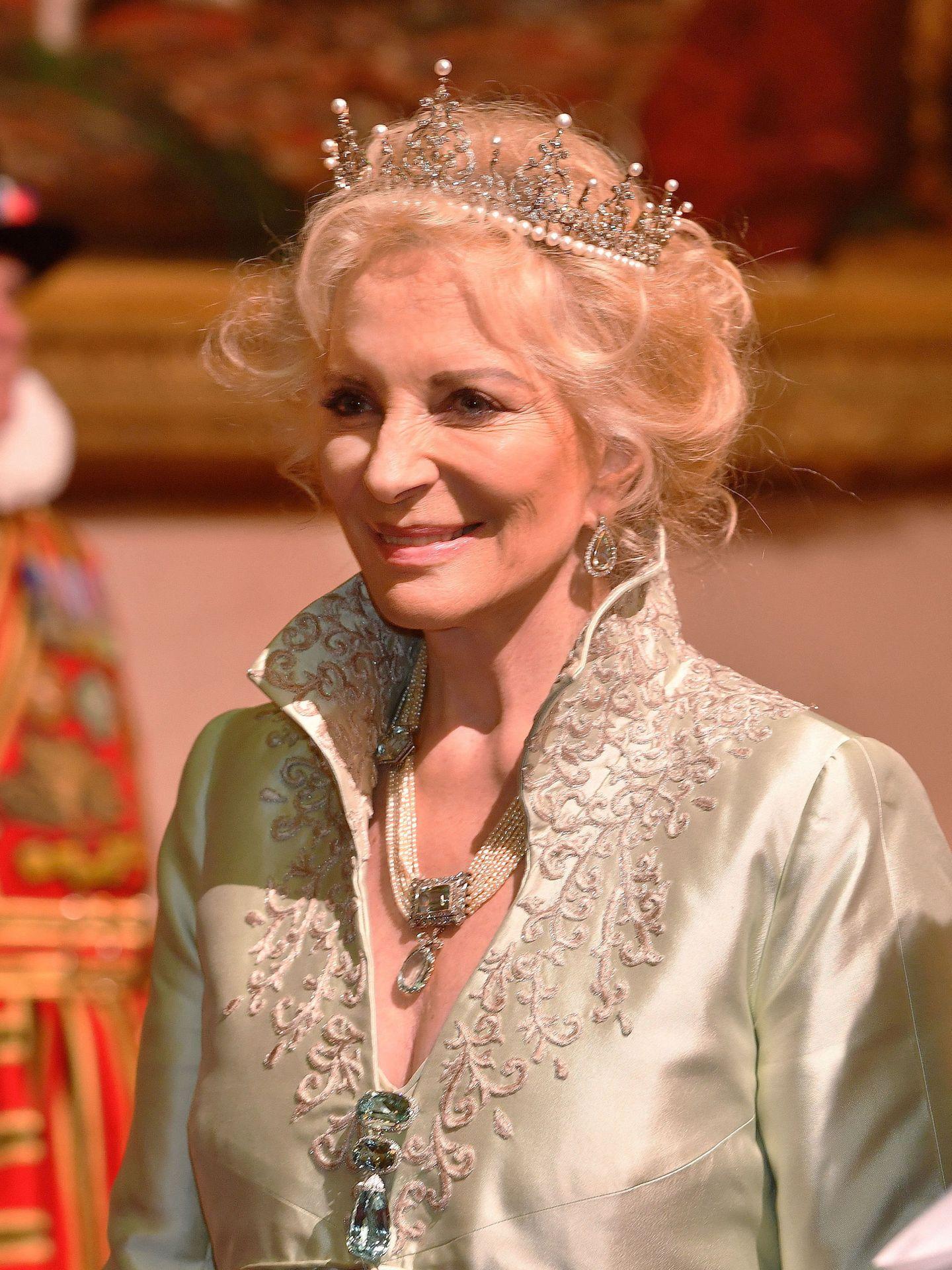 La princesa Michael de Kent, en una imagen de archivo. (Reuters)