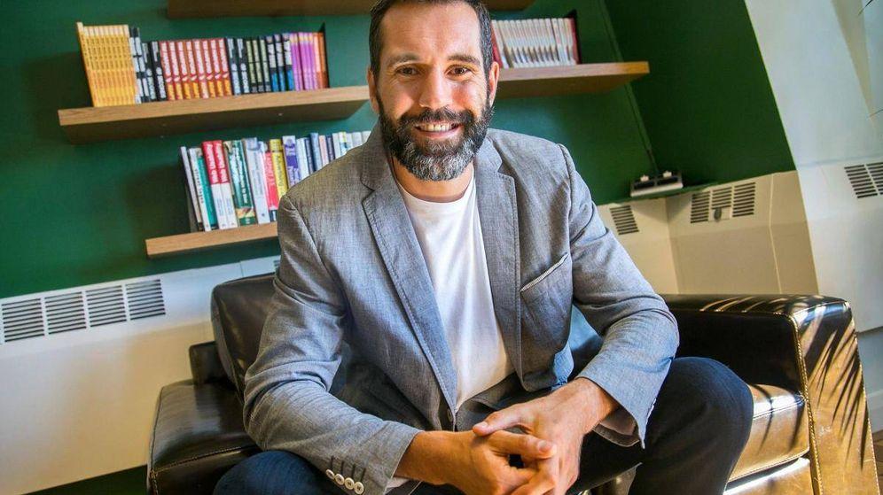 Foto: James Benamor, fundador de Amigo Loans y Richmond Group.