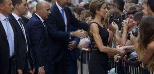 Post de De Felipe Varela a Armani: los 5 vestidos más atrevidos del armario de Letizia