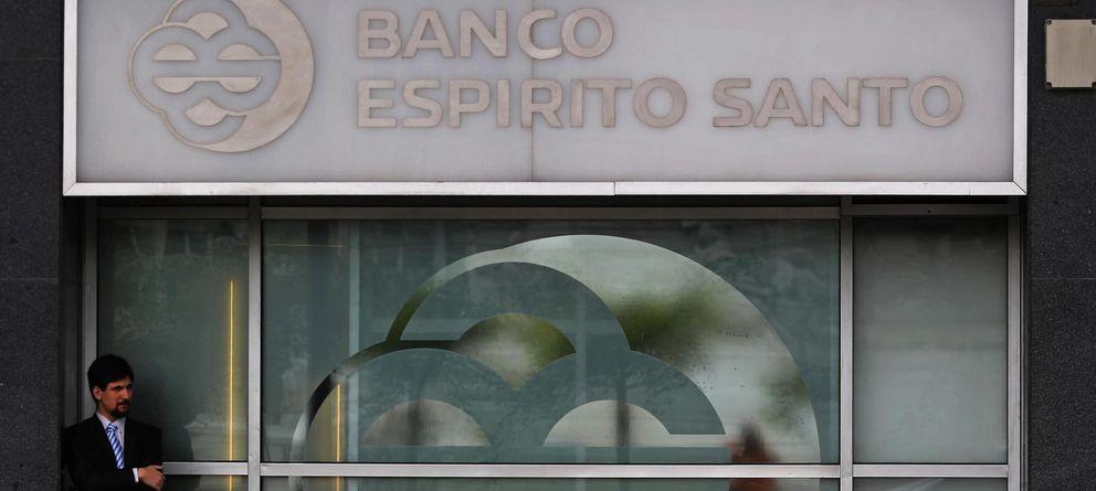 Foto: Medio centenar de fondos españoles pierden todo el dinero invertido en Espirito Santo