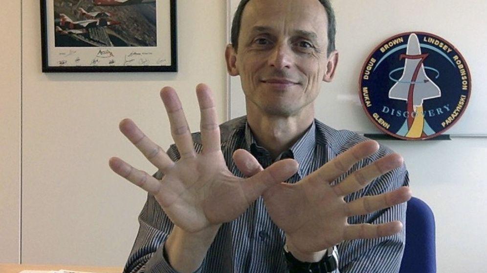 Foto: Pedro Duque, nuevo ministro de Ciencia | EFE