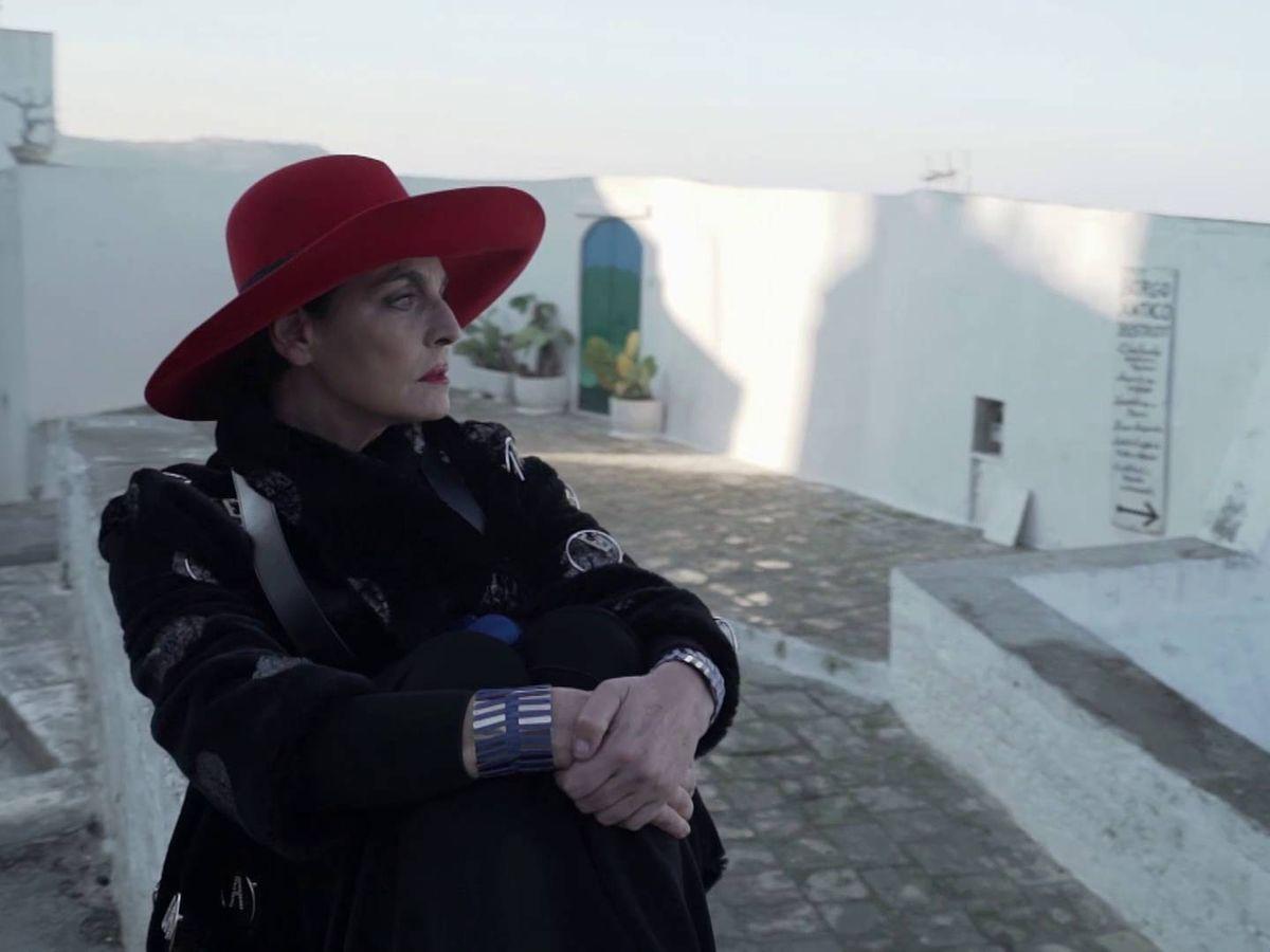 Foto:  Antonia Dell'Atte, en 'Lazos de sangre'. (TVE)