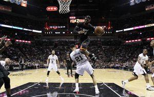 Spurs-Heat, o cuando las jóvenes estrellas se rinden ante la veteranía