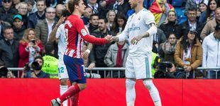 Post de Sergio Ramos saca la escopeta con Griezmann el ignorante