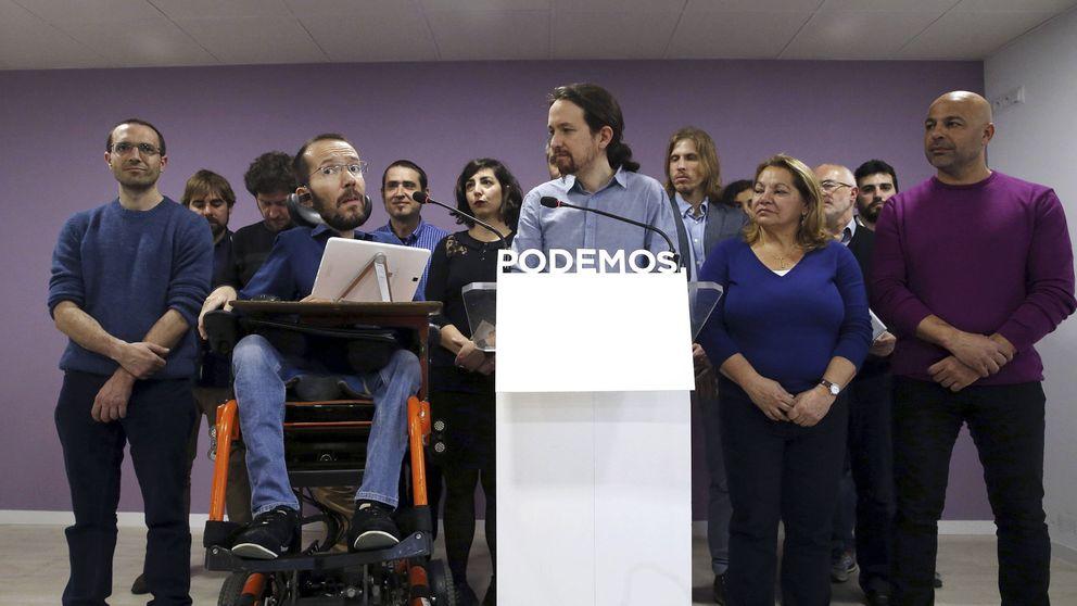 Las tres mentiras de Podemos