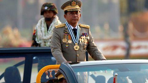 ¿El 'Pinochet birmano'? El mundo señala a este general para detener la limpieza étnica rohingyá