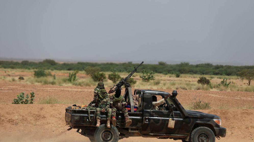 Foto: Soldados nigerinos. (Reuters)