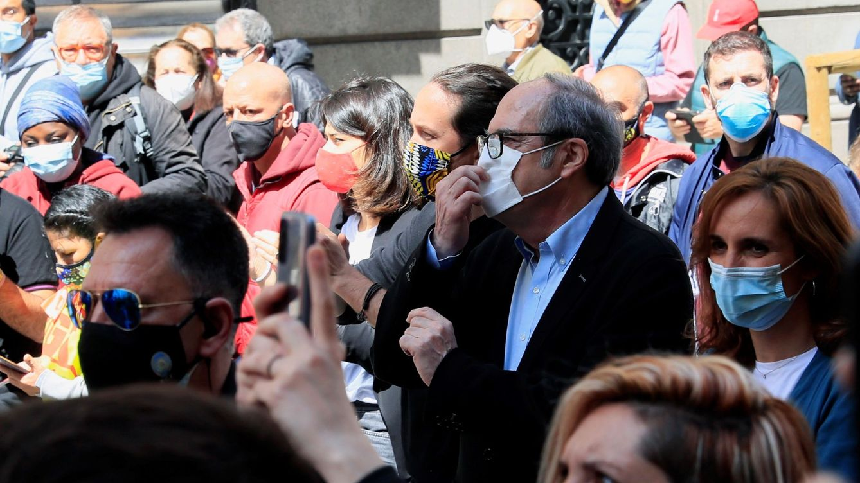 La izquierda convierte el 1º de Mayo en un acto electoral conjunto: Estamos muy cerca