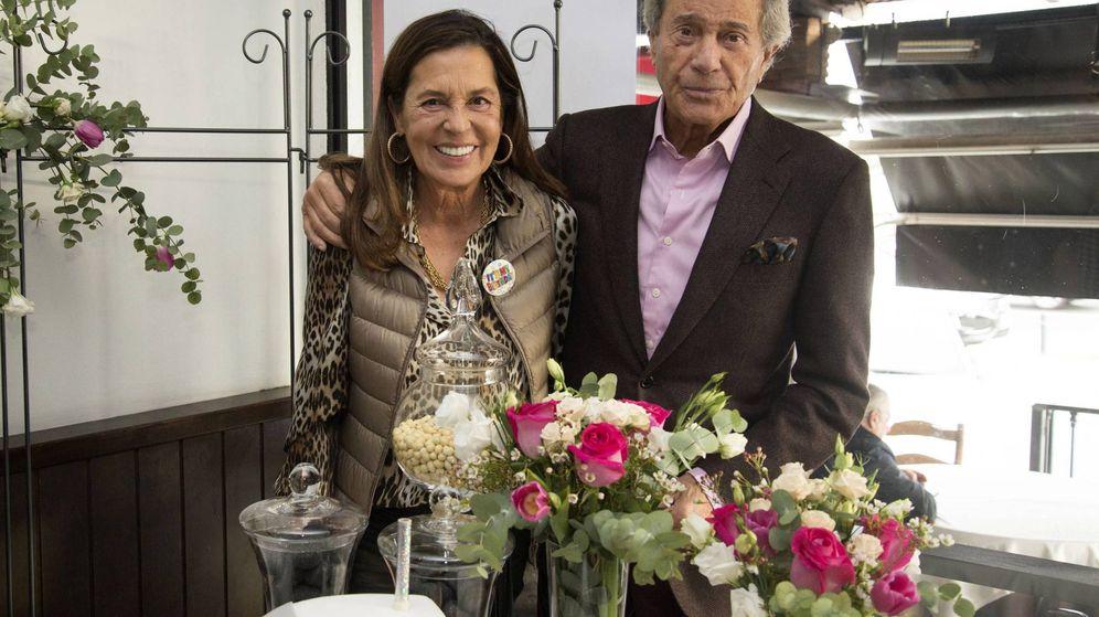 Foto: Arturo Fernández y Carmen Quesada, en una imagen de archivo. (Cordon Press)