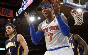 La 'mentira' de los históricos New York Knicks se prolonga una campaña más en la NBA