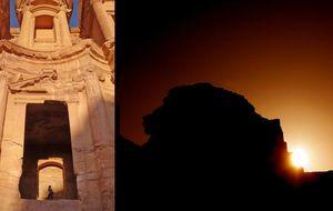 Los secretos de los nabateos: así se construyó el monasterio de Petra
