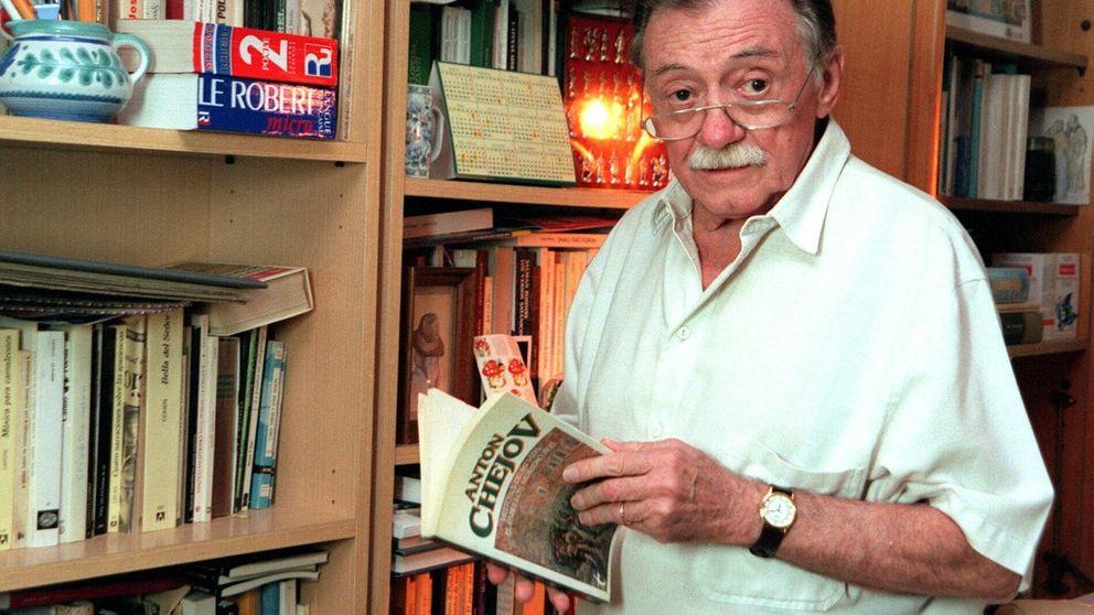80 folios y portada con su letra: descubren una novela inconclusa de Mario Benedetti