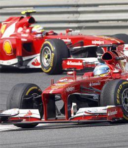 Foto: Ferrari obtuvo una victoria de más de veinticinco puntos