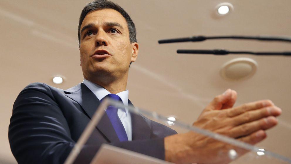 Pedro división Sánchez