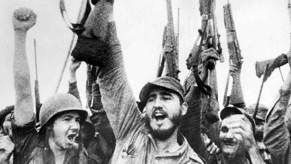 Muere Fidel Castro: la vida en imágenes de un revolucionario cubano