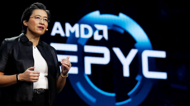 Lisa Su, CEO de AMD. (Reuters)