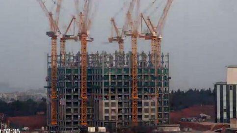 En vídeo: China construye un rascacielos de 57 plantas en 19 días
