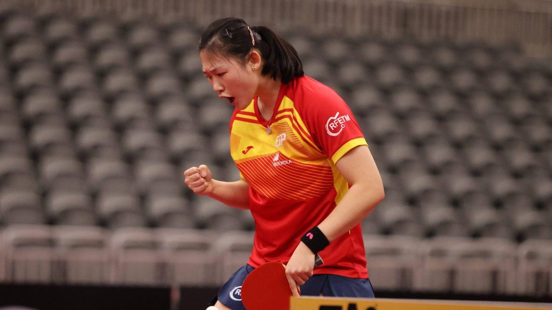 María Xiao, la estrella que nos representará en un deporte en el que nunca se ganó nada