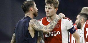 Post de Por qué en el Ajax ven a De Ligt como el nuevo Piqué (y no como el nuevo Ramos)