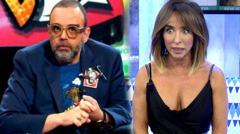 Bob Pop destroza a María Patiño por lo que ha dicho sobre la agresión a Saray Montoya