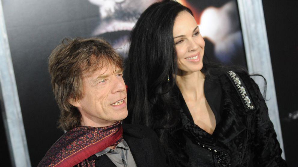 La extraña muerte de la novia de Mick Jagger, diseñadora de Penélope y Michelle