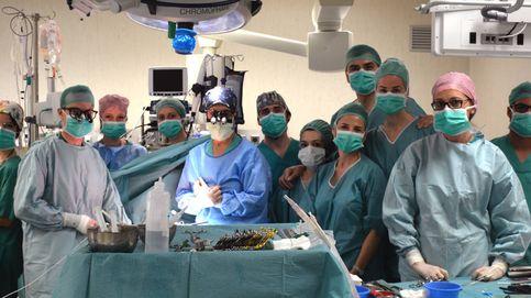 España realiza la primera operación de bioimplante en el corazón en el mundo