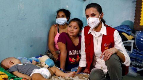 Honduras, muy agradecido con Letizia, pero sin conocer su voz en persona
