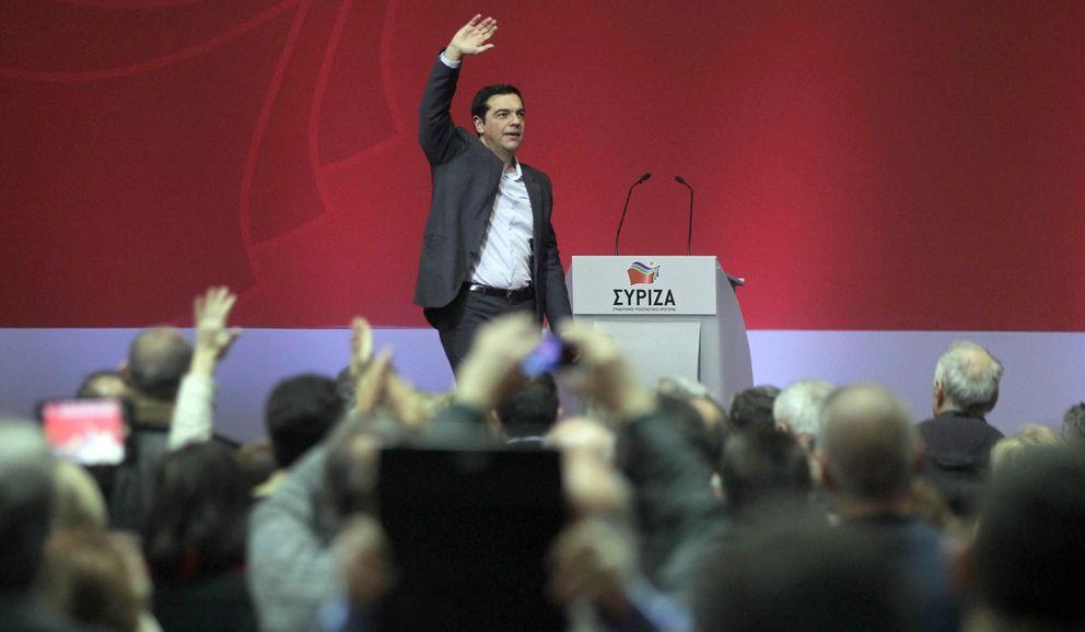 La Comisión dice que la pertenencia de Grecia a la eurozona es irrevocable