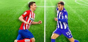 Post de Peligro para el Atlético: Madrid y Barça enredan con Lucas y Theo Hernández