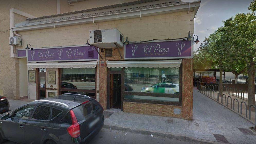 Foto: El bar, ubicado en el barrio de San Antón, ha sido cerrado temporalmente. (Google Maps)