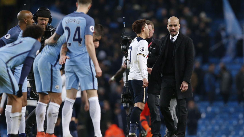City y Tottenham se regalan un punto y le dejan en bandeja la Premier al Chelsea