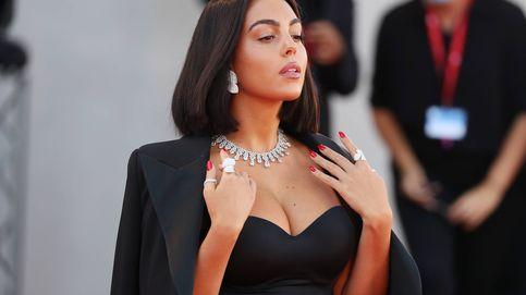 Georgina Rodríguez, ¿radical corte de pelo o peluca bob tras los pasos de Irina Shayk?