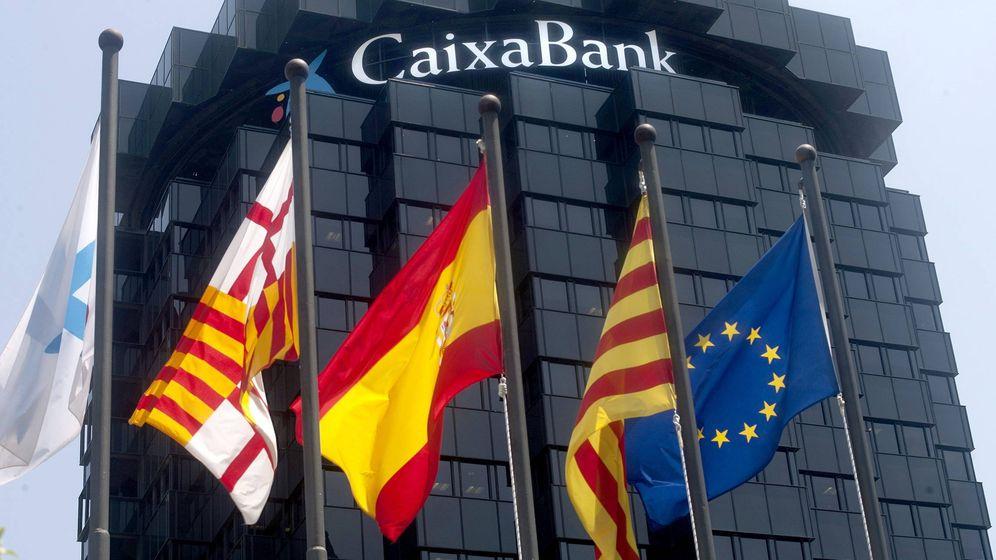 Foto: Sede de CaixaBank en Barcelona (Efe)