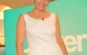 La paranoia 'antipaparazzi' de la presentadora Gloria Serra