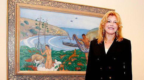 Cultura llega a un acuerdo por la colección de la baronesa Thyssen que incluye el 'Mata Mua'