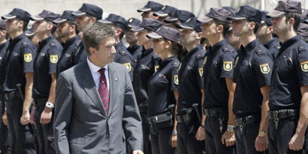 Foto: Los policías que denunciaron Interligare pidieron detener a dos exaltos cargos de Interior