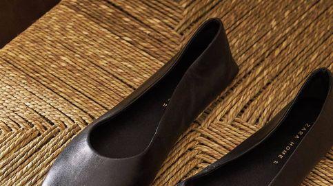 El zapato que más usarás esta temporada son unas bailarinas de Zara Home