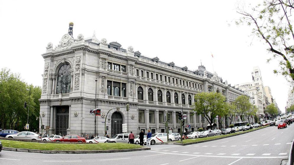 Foto: Fachada del Banco de España. (EFE)