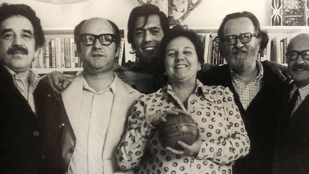 Fallece la agente literaria Carmen Balcells