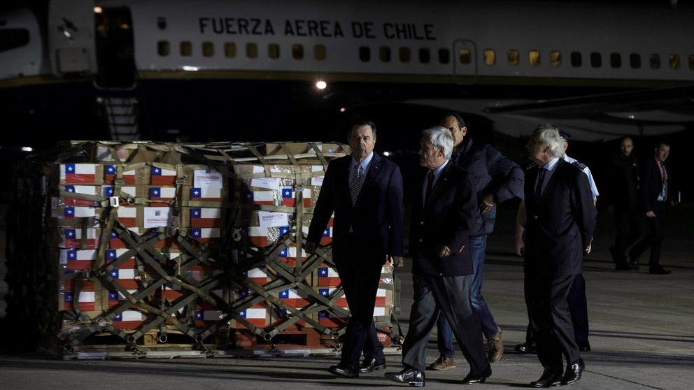 Chile prepara ayuda humanitaria para Venezuela