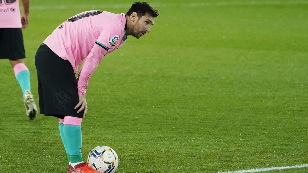 El Barça se estrella contra el Alavés y ya ha perdido 10 de los últimos 12 puntos
